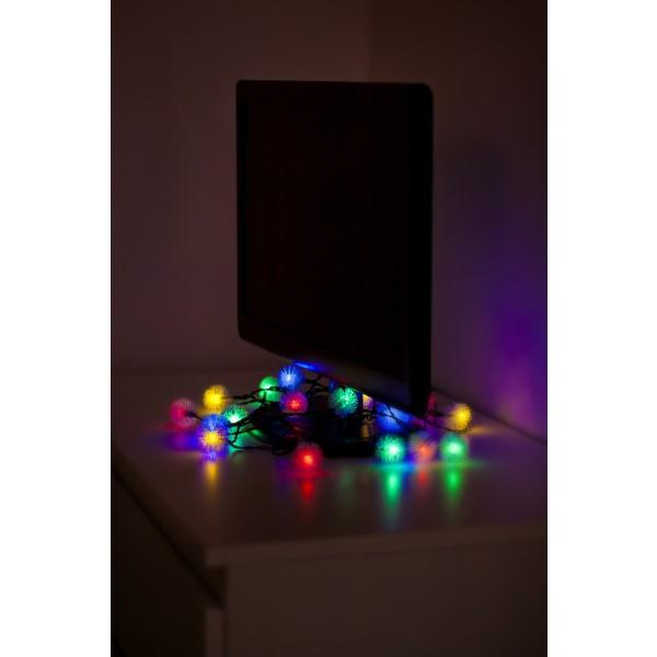 LED Solarlichterkette Maril - Dekorationsvorschlag