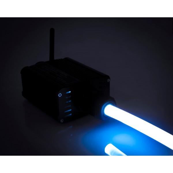 Lichtgenerator-16W-Lichtwellenleiter-blau