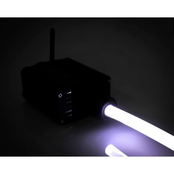 Lichtgenerator-16W-Lichtwellenleiter-weiss