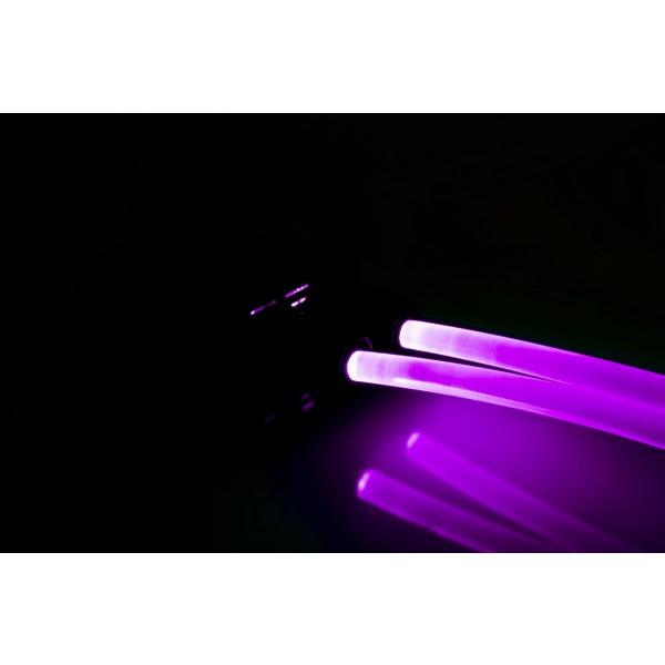 Lichtgenerator-32W-Lichtwellenleiter-violett