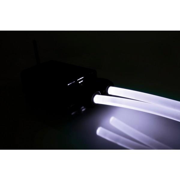 Lichtgenerator-32W-Lichtwellenleiter-weiss