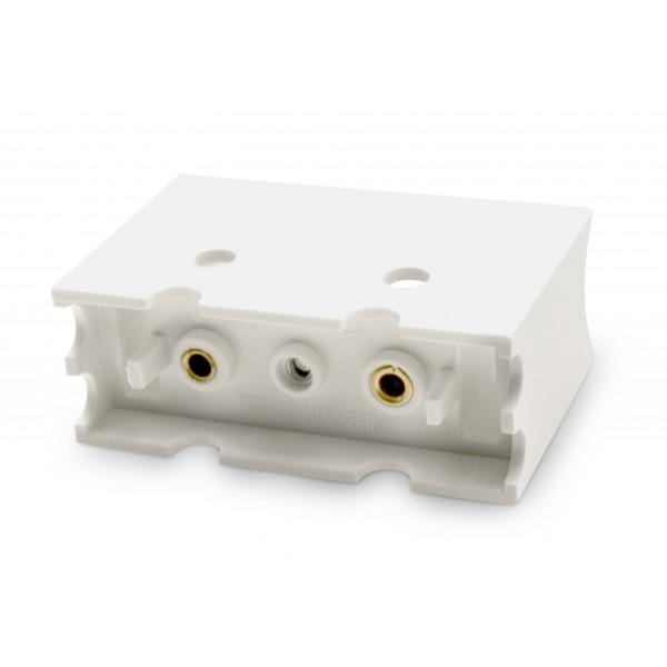 Fassungen f??r 1-Sockel-Lampen / Linienlampen, z.B LINESTRA 670 oder 675