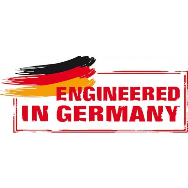 Entwickelt in Deutschland