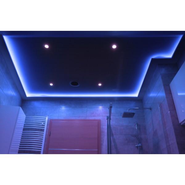 NeonFlex Pro230 blau LED Streifen - Anwendungsbeispiel