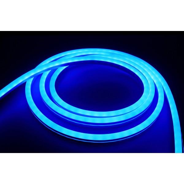 NeonFlex Pro230 blau LED Streifen - angeschaltet