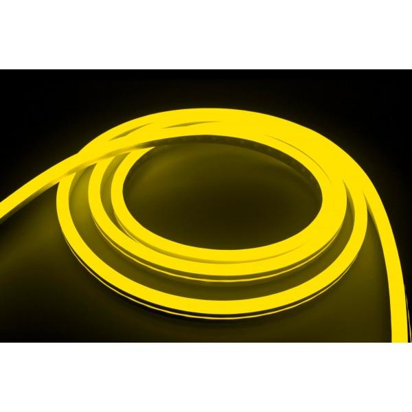 NeonFlex Pro230 gelb LED Streifen - angeschaltet