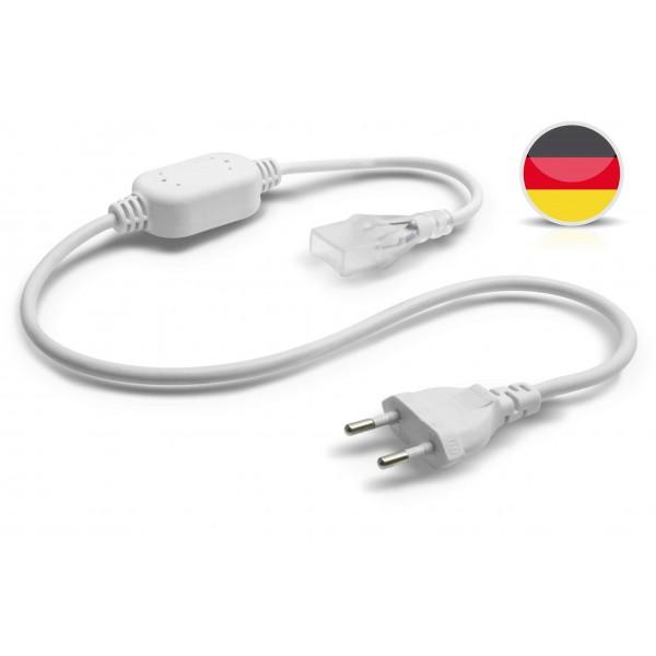 NeonFlex Pro230 LED Streifen - Netzteil mit Euroflachstecker (Standard)