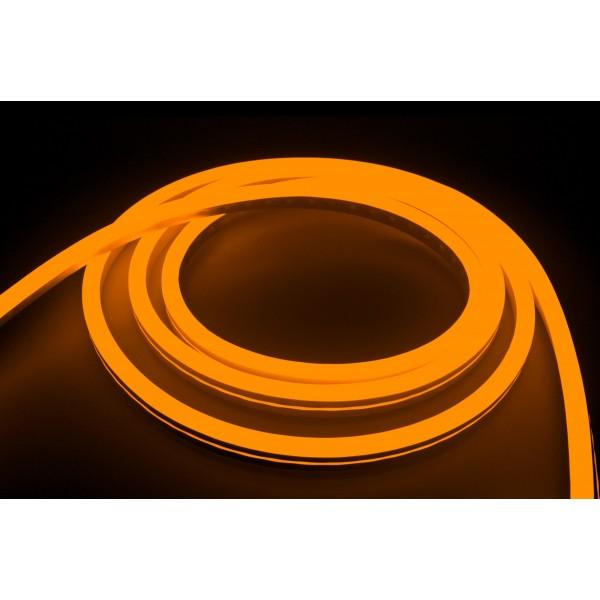 NeonFlex Pro230 orange LED Streifen - angeschlatet