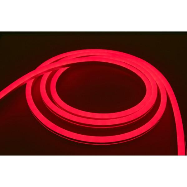 NeonFlex Pro230 rot LED Streifen - angeschaltet