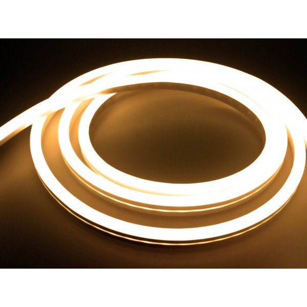 NeonFlex Pro230 warmwei?? LED Streifen - angeschaltet