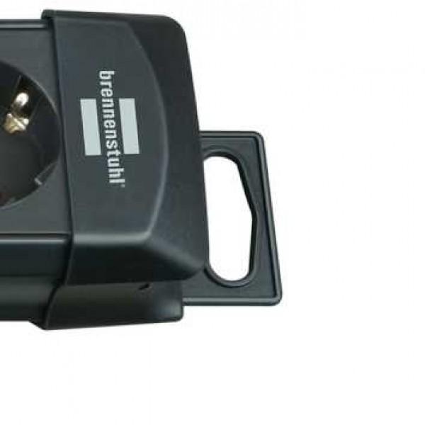 Brennenstuhl Premium Steckdosenleiste 4-fach mit Schalter