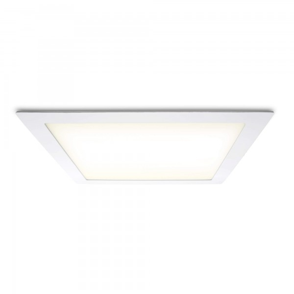 LED Panel quadratisch 62x62 Unterputz on