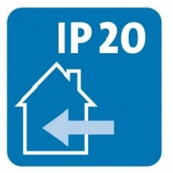 Kopp Schutzkontakt-Gummikupplung – IP 20 (nicht wassergeschützt) für Innenräume