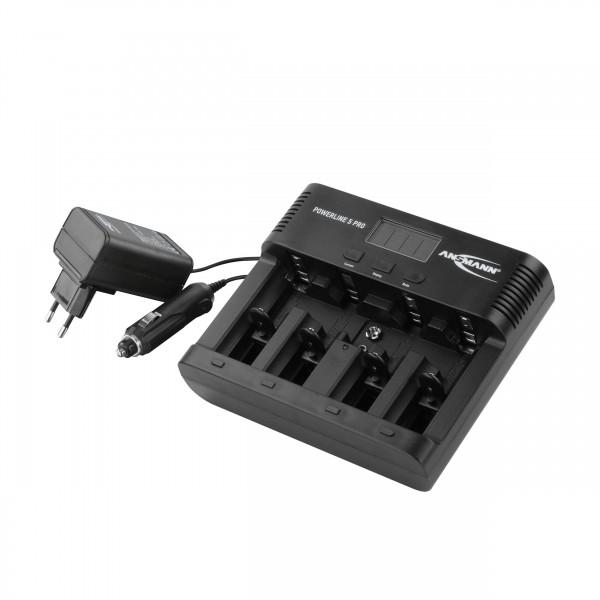 Powerline 5 Pro Ladeger??t - Lieferung inkl. Netzteil und Kfz-Adapter