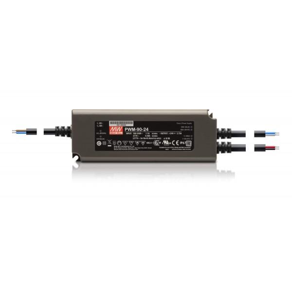 Dimmbares 24V LED Netzteil 90W