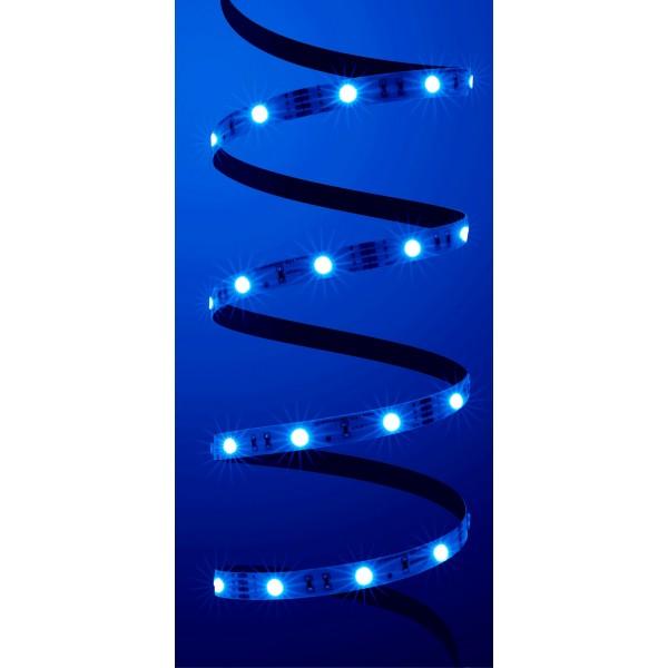 Classic 12V RGB LED Streifen Set 30 LED/m - in Blau