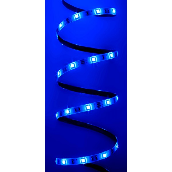 Comfort 12V RGB LED Streifen - blau