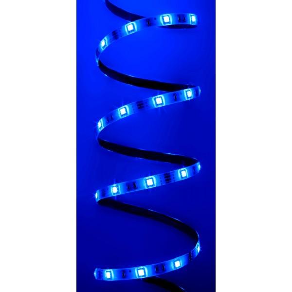 Comfort 12V RGB LED Streifen in blau