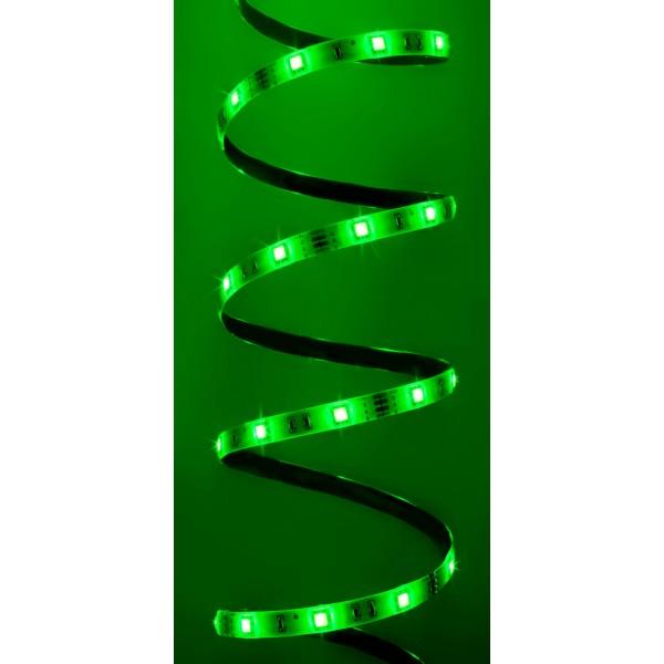 Comfort 12V RGB LED Streifen in grün