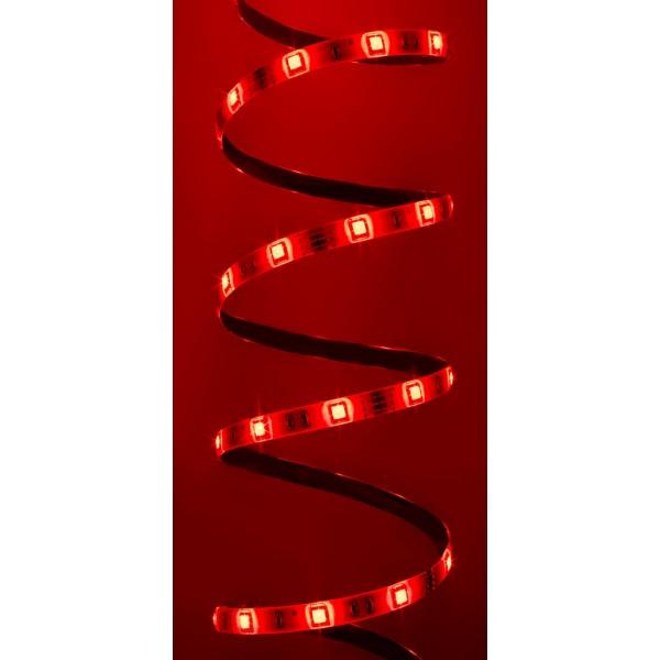 Comfort 12V RGB LED Streifen in rot