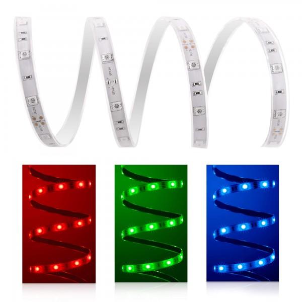 Comfort 12V RGB LED Streifen 5m 30 LED/m