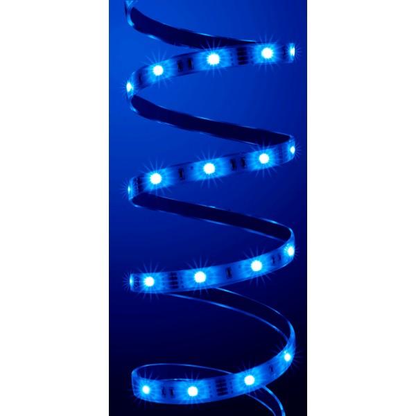 Comfort 12V RGB LED Streifen 5m 30 LED/m - blau