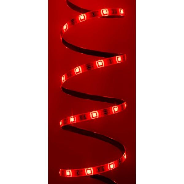 Comfort 12V RGB LED Streifen - rot