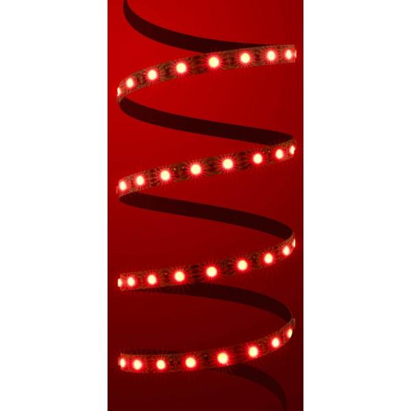 Classic 12V RGB LED Streifen - rot