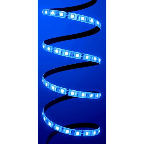 Comfort 12V RGB LED Streifen Set 60 LED/m - in blau