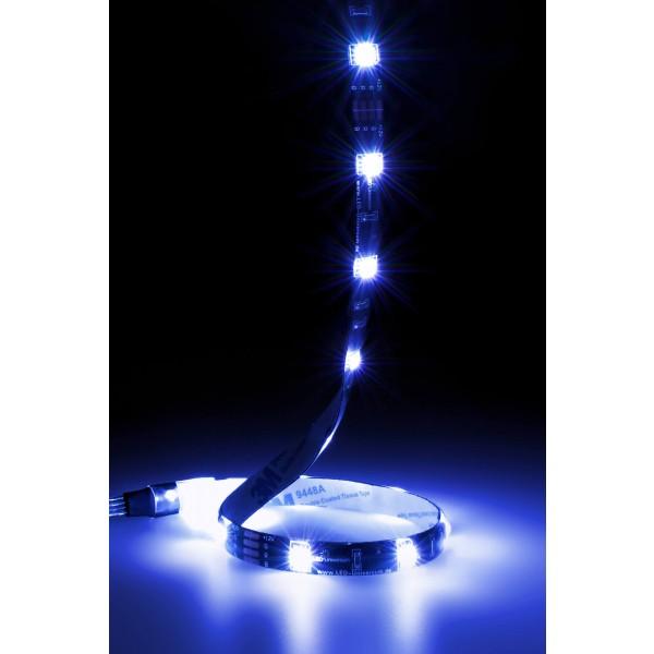 RGB LED TV Backlight - Beispiel Farbwiedergabe - Blau