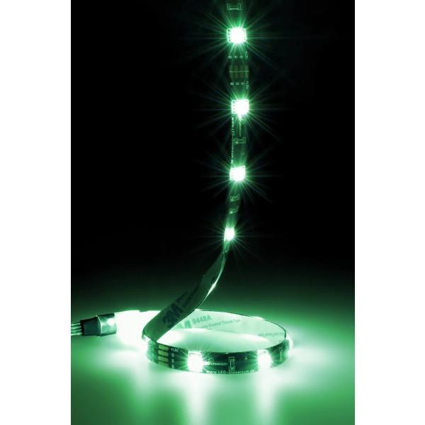 RGB LED TV Backlight - Beispiel Farbwiedergabe - Grün