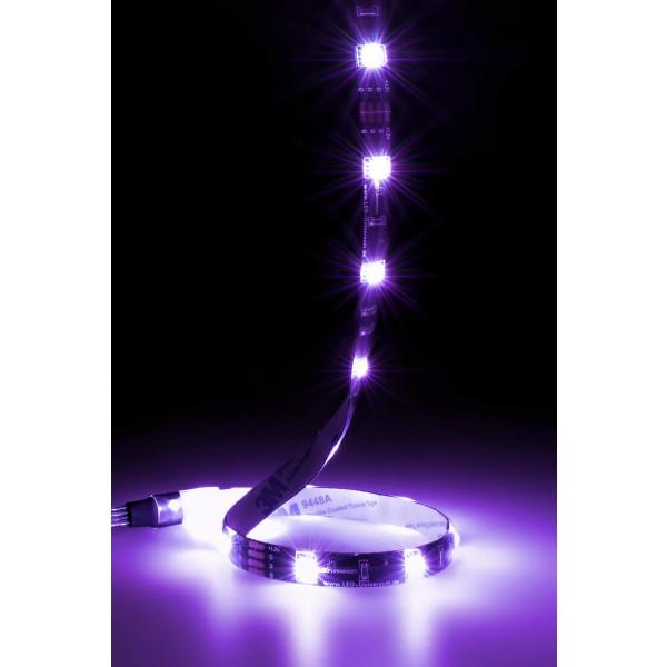 RGB LED TV Backlight - Beispiel Farbwiedergabe - Violett