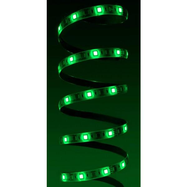 Premium 24V RGBW LED Streifen - grün