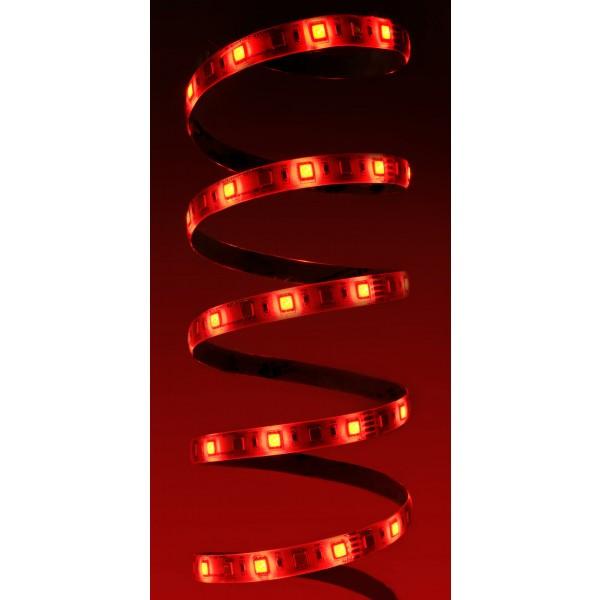 Premium 24V RGBW LED Streifen - rot