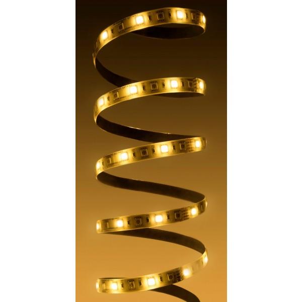Premium 24V RGBW LED Streifen - warmweiß