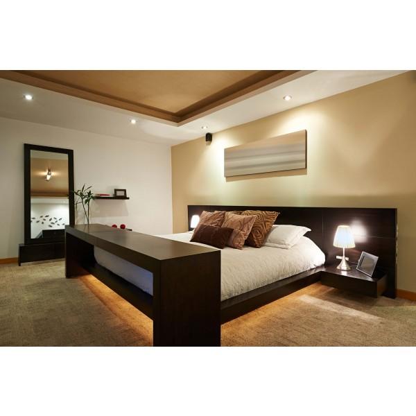 Comfort 12V LED Streifen Set warmweiß 120 LED/m - Anwendungsbeispiel