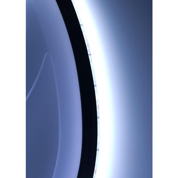 Premium 24V LED SideView Streifen Set 120 LED/m - kaltwei?? - angestrahlte Wand