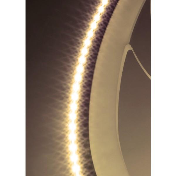 Premium 24V LED SideView Streifen Set 120 LED/m - warmwei??