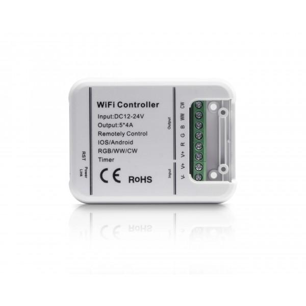 Wifi LED Controller Magic Home Anschlussbelegung