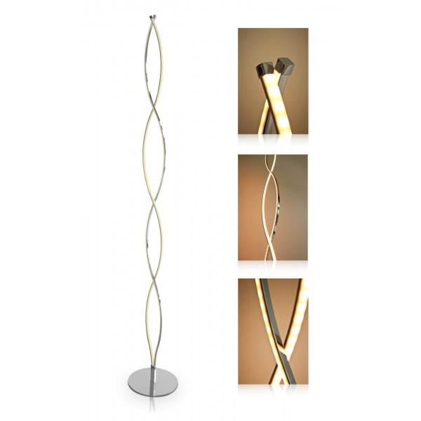 Elegante LED Stehleuchte Halma