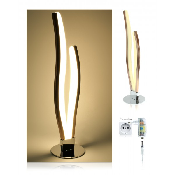 LED Tischlampe Finn - Set - nicht dimmbar