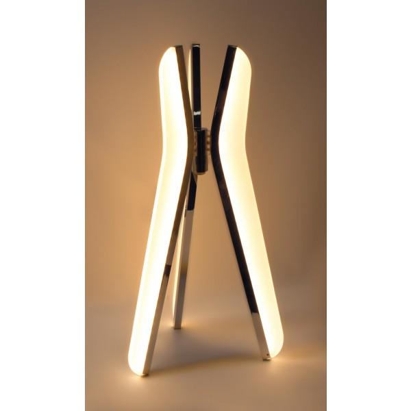 LED Tischleuchte Triilo - Lieferumfang - Anwendung
