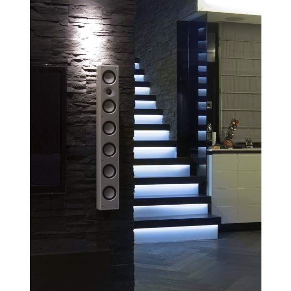 LED Treppenbeleuchtung für den Innenbereich - RGB - Anwendungsbeispiel - blau