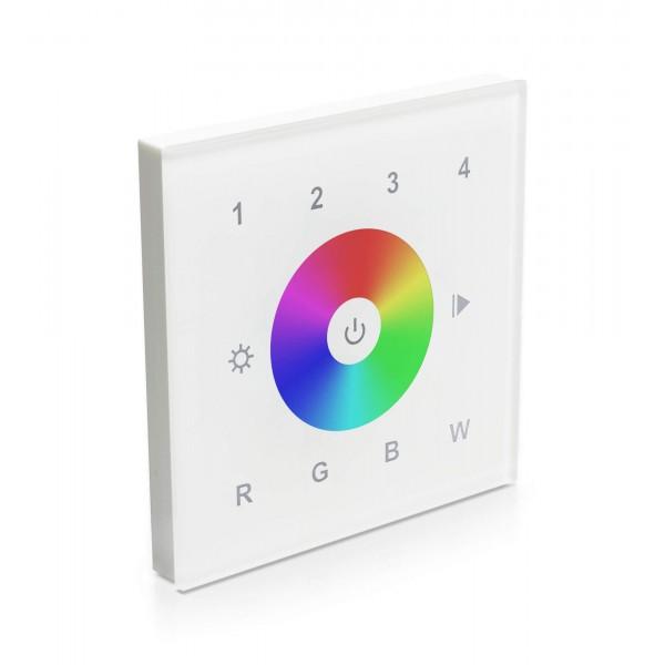 Unterputzsteuerung Touchpanel RGB RGBW
