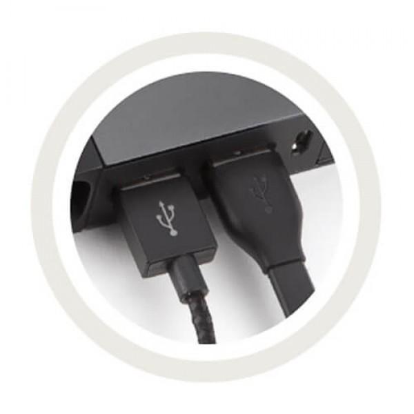 Belkin Premium RockStar Metallic Power Bank - 2 x USB