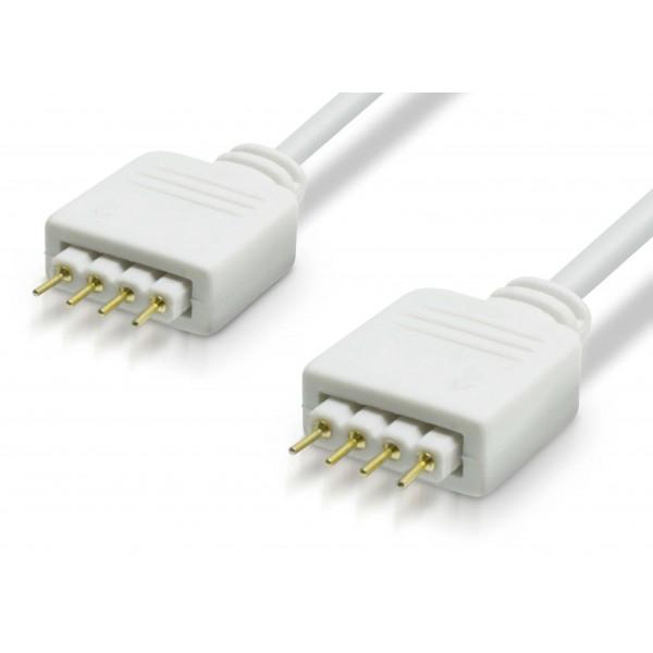 Verlängerungskabel für RGBW LED Streifen - Detailbild