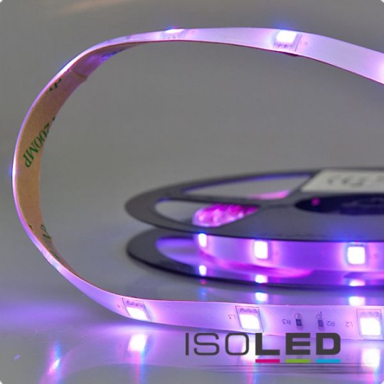 LED SIL-RGB-Flexband, 12V, 7,2W, IP66