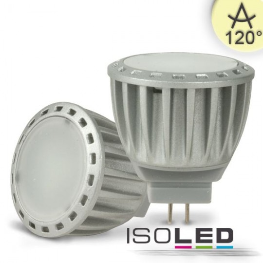 MR11 LED 4W, diffus, warmweiß, dimmbar