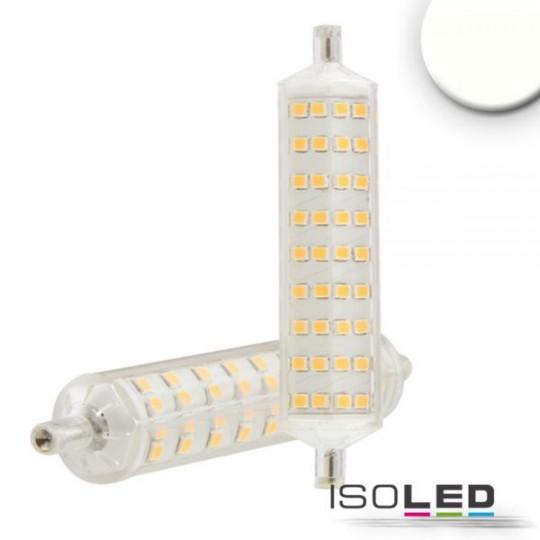 R7s LED Stab SLIM, 10W, 108 SMD, L: 118mm, dimmbar, neutralweiß