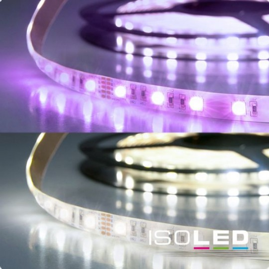 LED SIL RGB+KW Flexband, 24V, 19W, IP20, 4in1 Chip